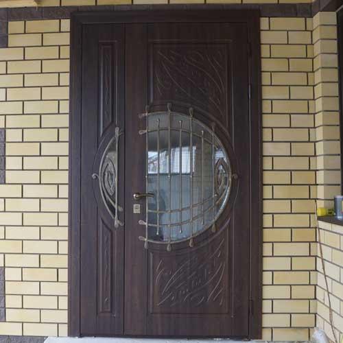двери нестандартные металлические н